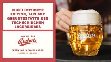 Budweiser Budvar Limited Edition 2020